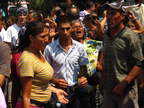 Crisis council of the association of displaced Roma and Egyptians from Kosovo in Montenegro