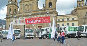 Bogotá Humana invita a trabajar por un diciembre libre de basuras en la capital