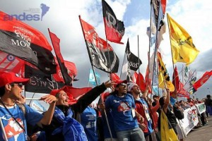 Canciller Patiño instó a las juventudes del mundo a apoyar la lucha de Ecuador en el caso Chevron