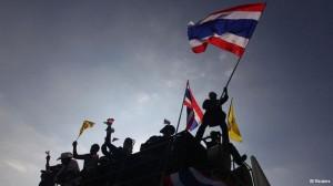 Nova crise reflete décadas de instabilidade política na Tailândia