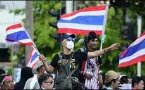 Tailândia entre otimismo negociador e ameaça golpista