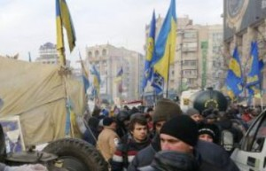 As Unrest Grows, Is Ukraine Paying the Price of U.S.-Russian Ties Stuck in Cold War Era?