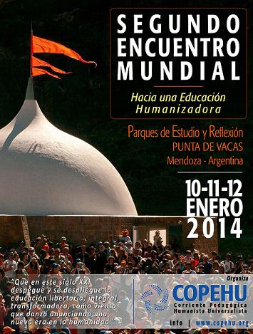 Mendoza: Encuentro Mundial hacia una Educación Humanizadora