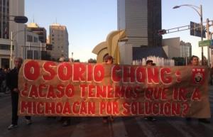 México:  Nuevamente el descontento en las calles: #17EMx