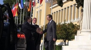 Europe's leaders visit Athens to celebrate their failure