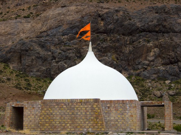 Why people travel from all over the world for an encounter of Silo's Message in Punta de Vacas