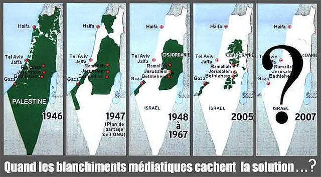 conflit israelo arabe dissertation
