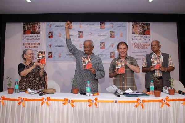 """Humanism in India"" – Indian edition presentation in Mumbai"