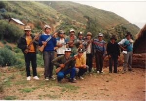 Perú: los desplazados piden solidaridad internacional