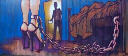 Resultado de imagen de prostitucion dibujo