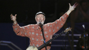"""""""We Shall Overcome"""": Activist Pete Seeger"""