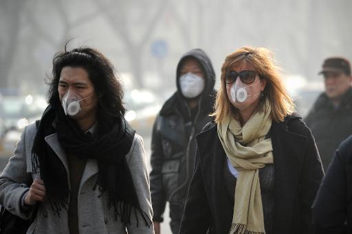 Cina: l'inquinamento dell'aria si vede anche dallo spazio