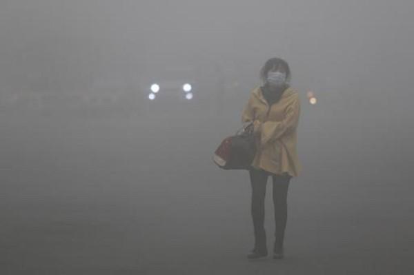 Cina: l'inquinamento dell'aria accresce la potenza degli uragani