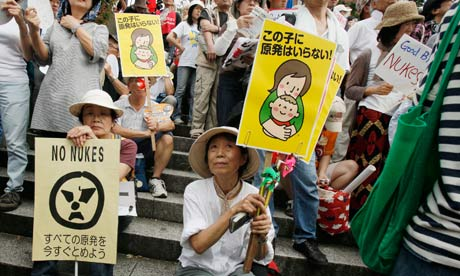 Anti nuclear camp lose out in Tokyo elections