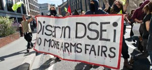 UK: Stop The Arms Fair: Charges dropped!