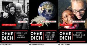 Die Schweiz ohne EUCH…