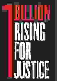 """Sostegno all'iniziativa """"One billion rising for justice"""""""