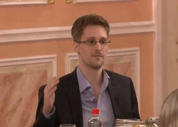 Snowden nomeado para o Prêmio Nobel da Paz