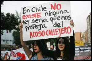 Chile: Conmemoración por el Día Internacional de la Mujer