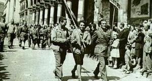 Nessuno spazio a nazisti e fascisti nella città Medaglia d'Oro della Resistenza