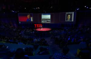 Edward Snowden, TED speaker