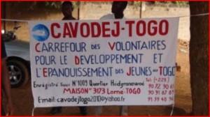 Stages humanitaires avec l'association CAVODEJ-TOGO
