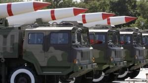 Ásia investe cada vez mais em armamentos, diz estudo