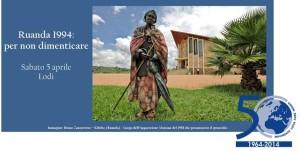 Ruanda 1994: per non dimenticare