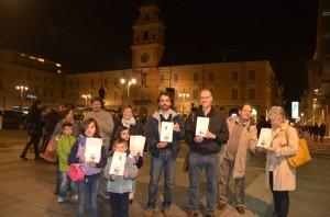 Parma celebra l'Ora della Terra 2016