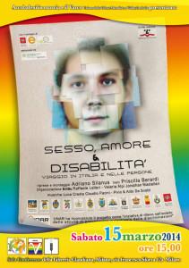 """""""Sesso, amore & disabilità"""""""