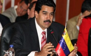 Maduro Calls Opposition Students to Peace Conference