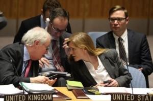 La ONU intenta no perderse el tren de Ucrania
