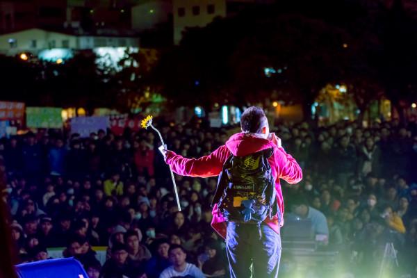 Taiwan: Sunflower Student Movement