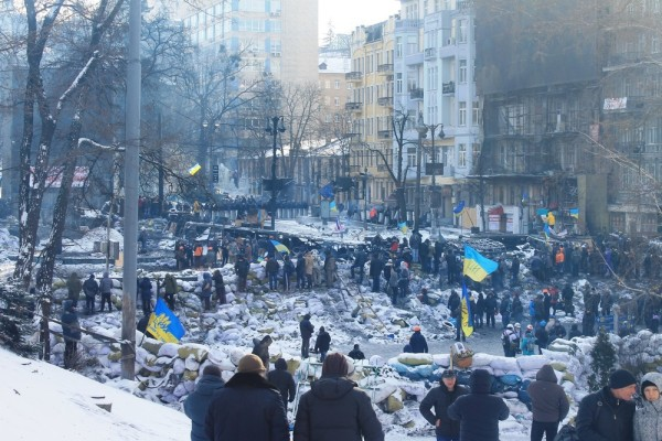 Ucraina, poteri forti e comunità internazionale