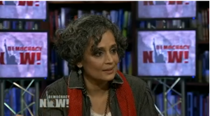 Is India on a Totalitarian Path? Arundhati Roy on Corporatism, Nationalism and World's Largest Vote