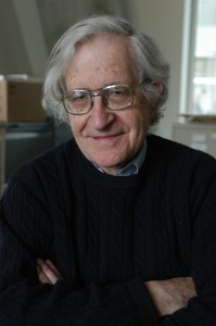 Noam Chomsky Lecture: Security and State Policy
