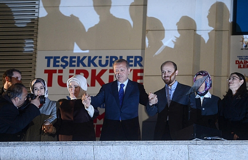 Vote in local elections reveals a polarised Turkey
