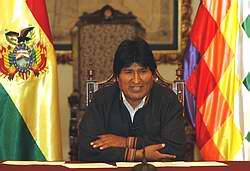 Bolívia: denunciam guerra midiática contra Evo Morales