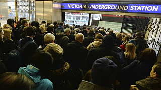 London Tube Workers Plan 5 Days Strike