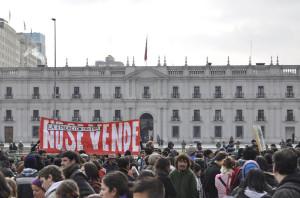 """Movimiento Estudiantil caracteriza a la política tradicional como """"anticuada"""""""
