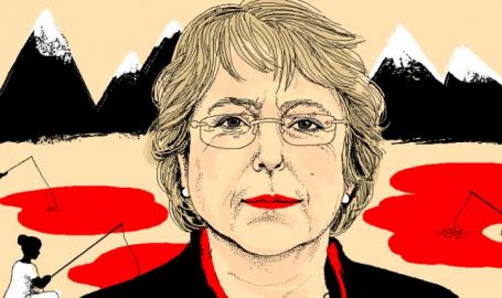 Patriarcat : Michelle Bachelet