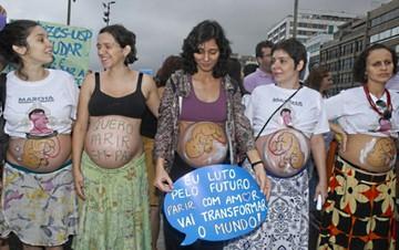Obstetras querem reduzir número de cesáreas nos Estados Unidos