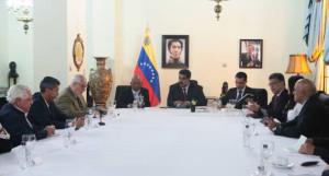 Venezuela: Misión de Unasur acompañará segundo diálogo entre Gobierno y sectores de la MUD