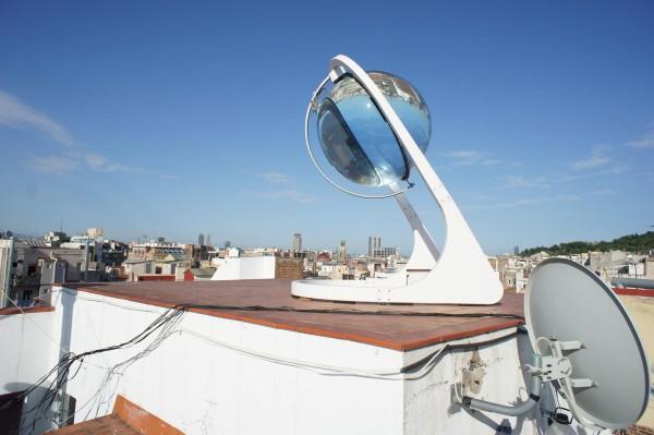 Glaskugel könnte Solarenergie-Gewinnung revolutionieren