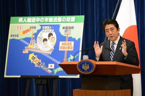 Japan: legitimate self-defence or militarism?