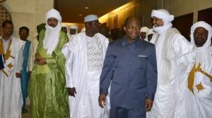 Gobierno Mali y rebeldes se reúnen en Burkina Faso para iniciar negociación