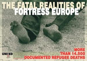 Los Archivos de Migrantes: Base de datos de fallecimientos alrededor de las fronteras europeas