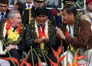 Bolivia: Presidentes latinoamericanos lideraron encuentro previo al G77+China