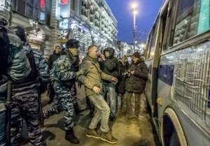 Russia: rapporto di Amnesty sulle violazioni al diritto di manifestazione