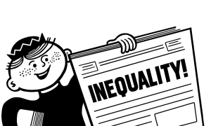 Why is inequality the big hot issue right now?